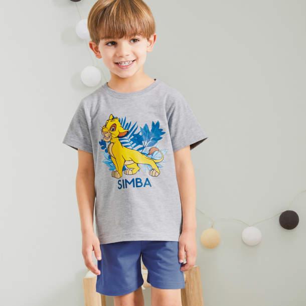 Pyjama court enfant - Le roi lion