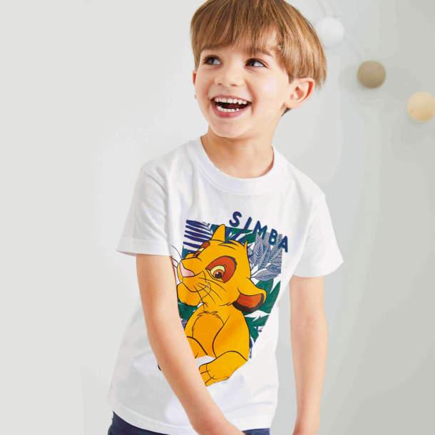Tee-shirt - Le roi lion