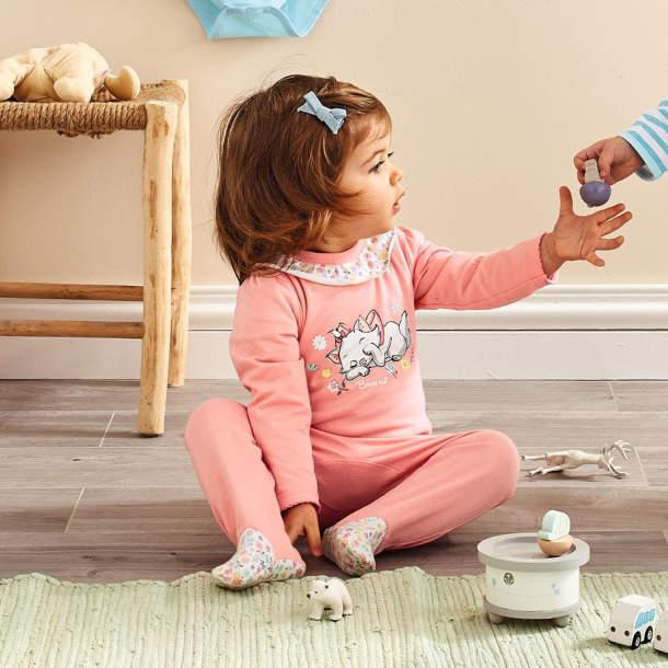 Pyjama fille bébé - Marie