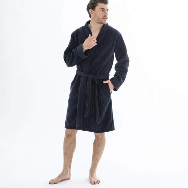 Robe de chambre - Match sur glace