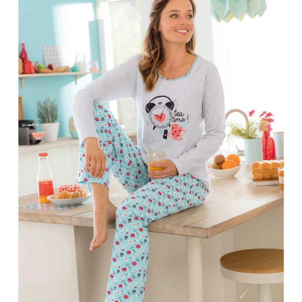 Pyjama - Matin Paresse