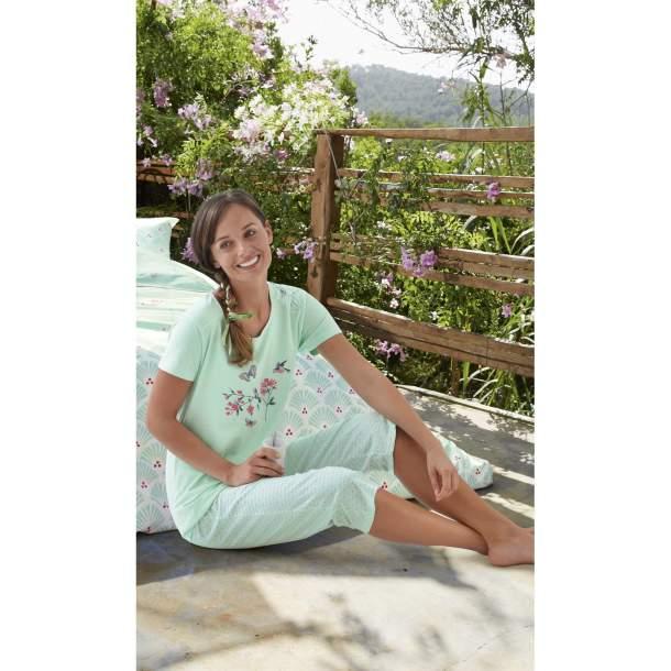 Pyjama - Matin de Jade