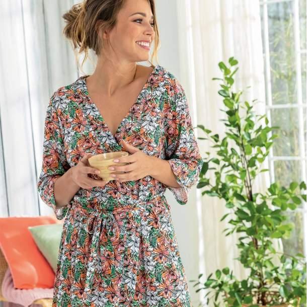Kimono - Mélodie végétale