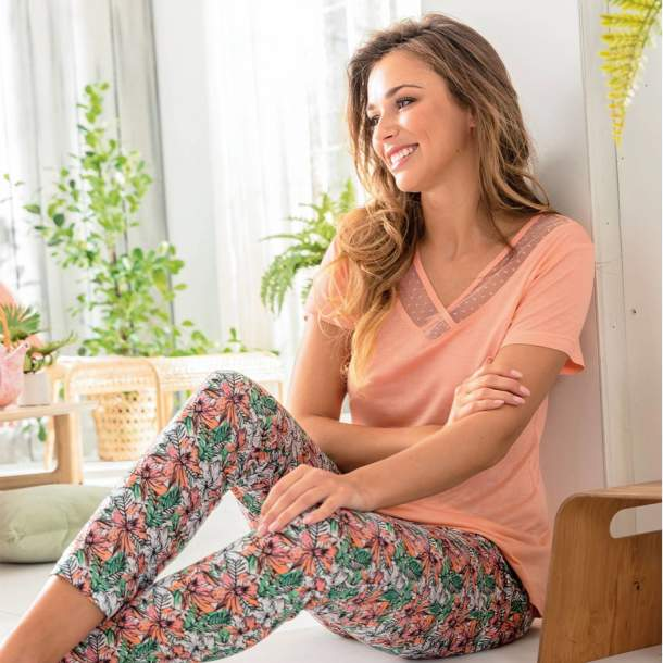 Pyjama - Mélodie végétale
