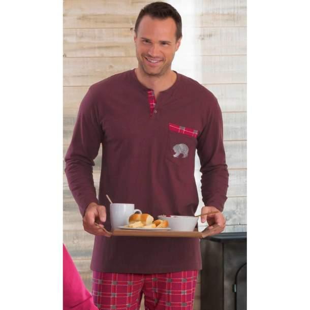 Pyjama - Mon rêve au Canada