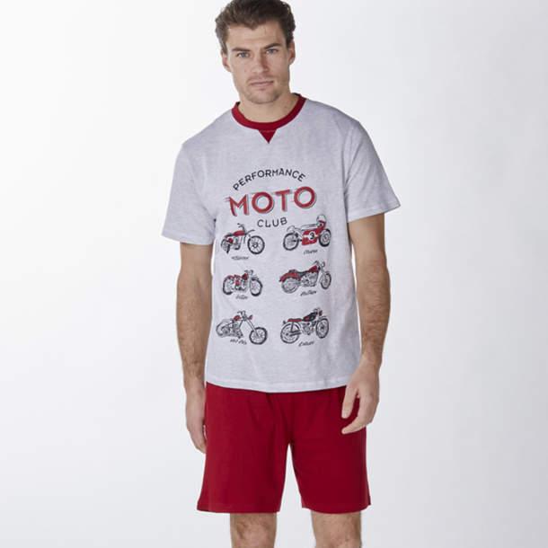 Pyjama - Moto Club
