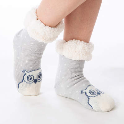 Chaussettes, chaussons