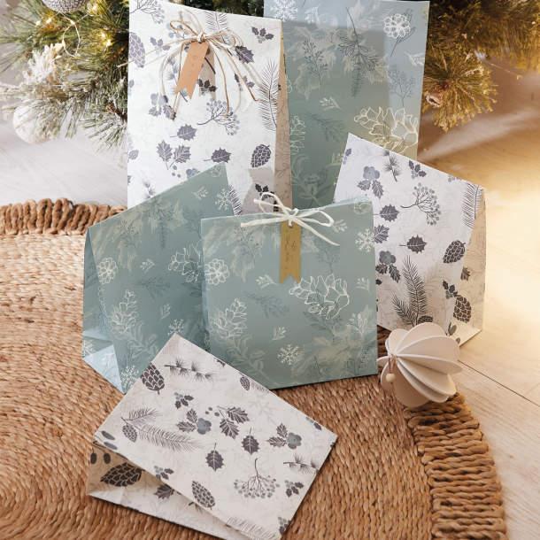 10 pochettes - Noël polaire
