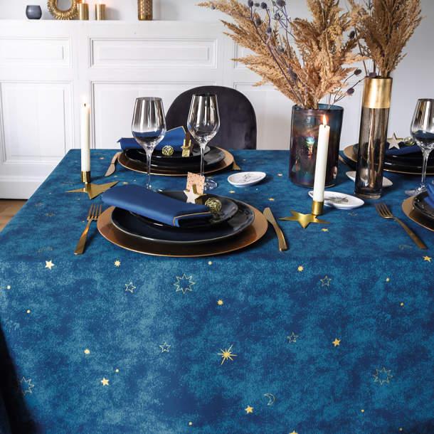 Serviette de table - Nuit enchanteresse