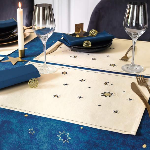 Sets de table - Nuit enchanteresse