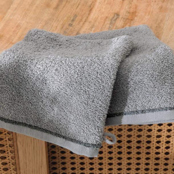 2 gants de toilette - Océanie