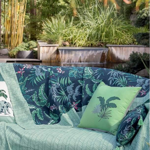 Plaid - A l\'ombre des palmiers