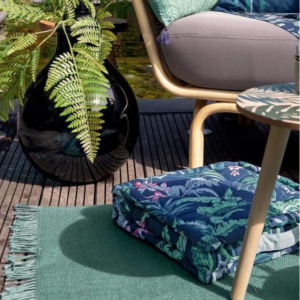 Tapis de sol - A l\'ombre des palmiers