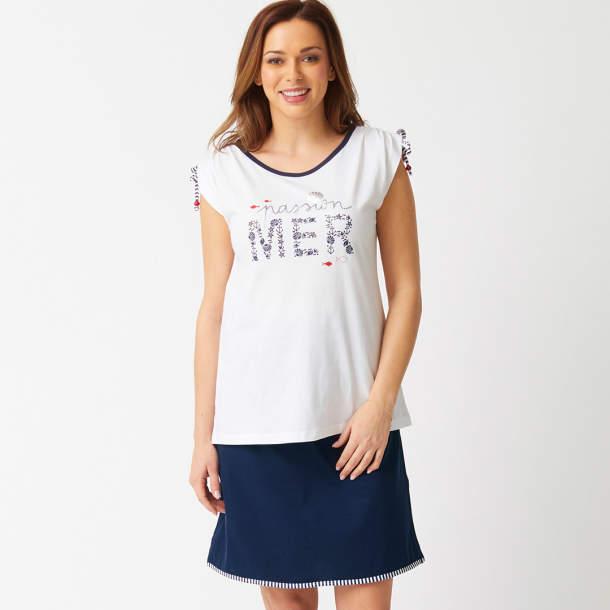 T-shirt - Passion mer