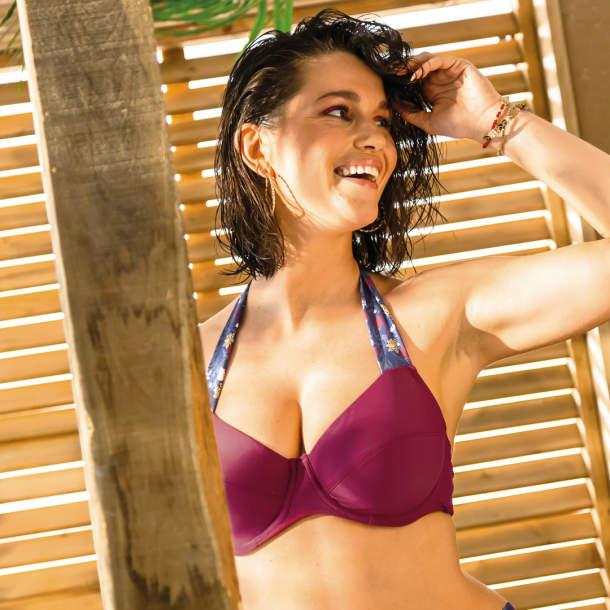 Haut Maillot de bain - Plongée tropicale