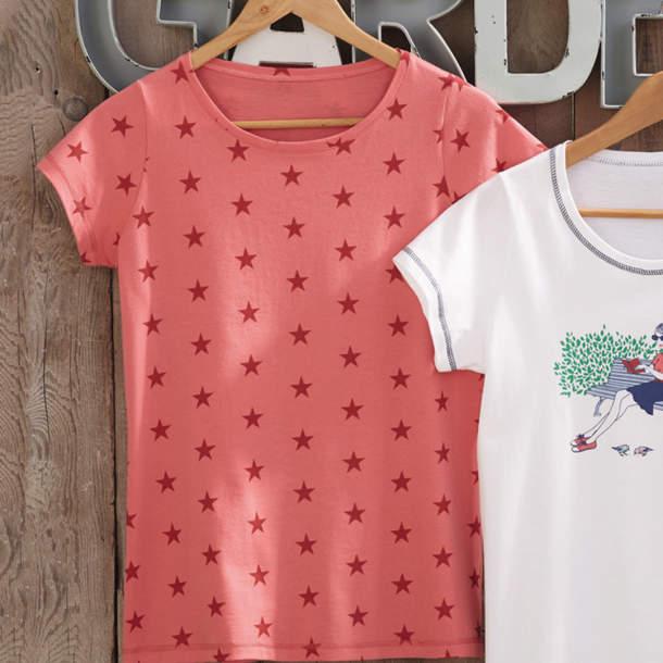 T-shirt pêche - Premier Soleil