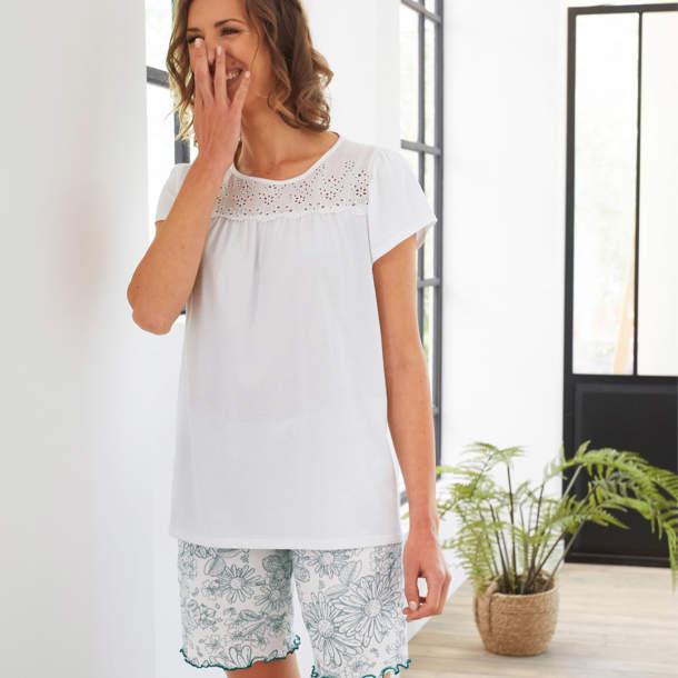 Pyjama - Reine Marguerite