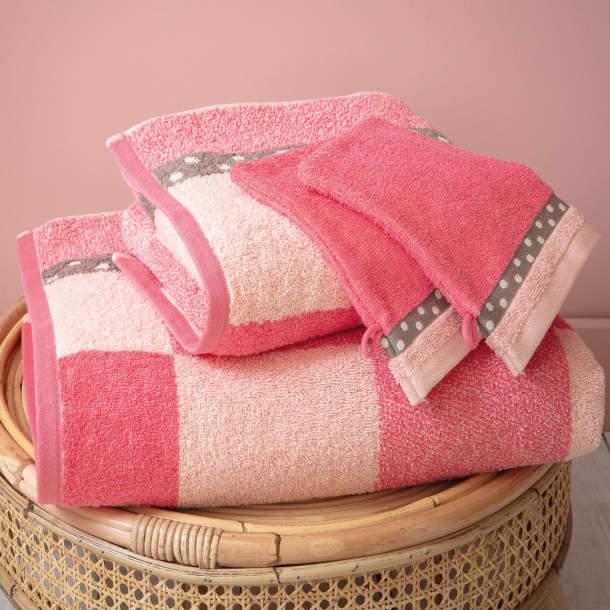 Lot éponge - Rose Blush