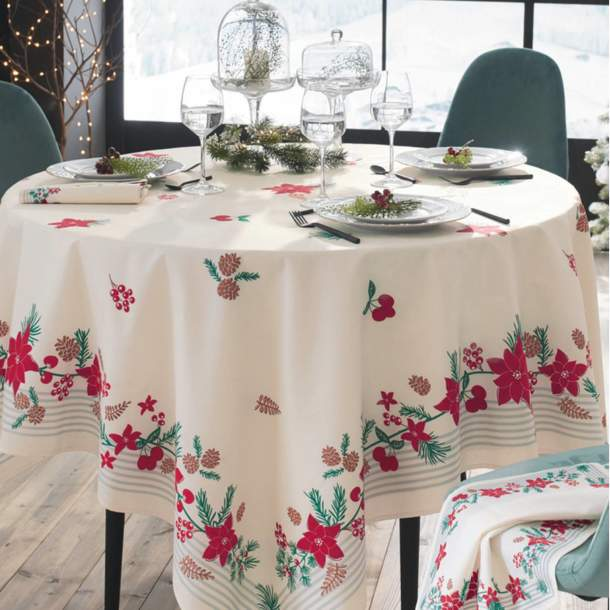 Nappe - Roses d\'Hiver