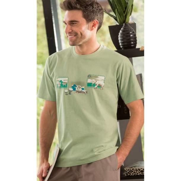 Tee-shirt - Safari sauvage