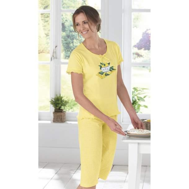 Pyjama - Saveur citron