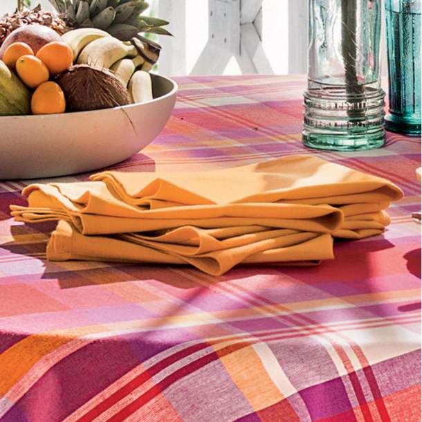 Serviette de table - Saveurs Créoles