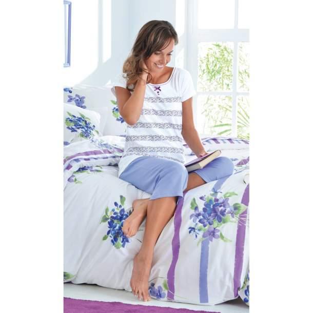 Pyjama - Sensation violette