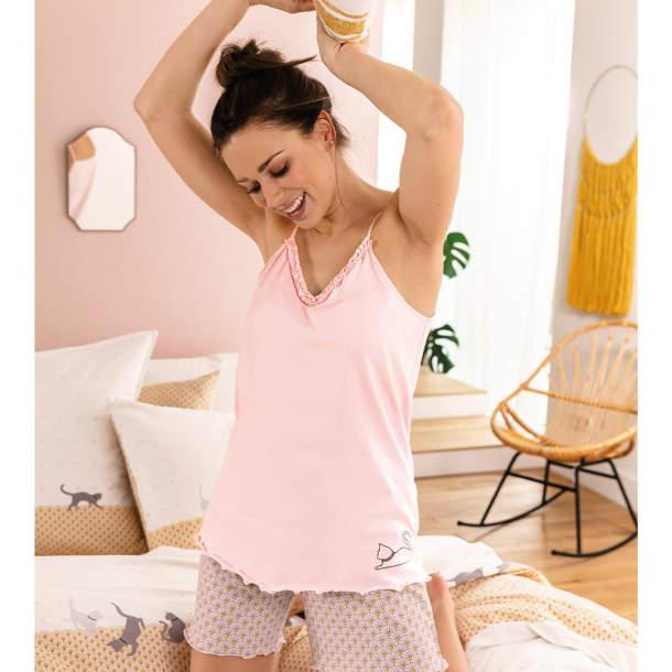 Pyjama - Soleil du midi