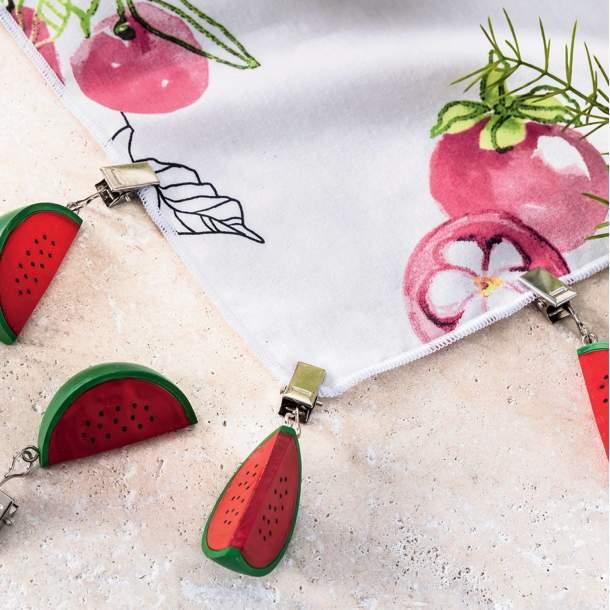 4 Poids de nappe - Soleil Fruité