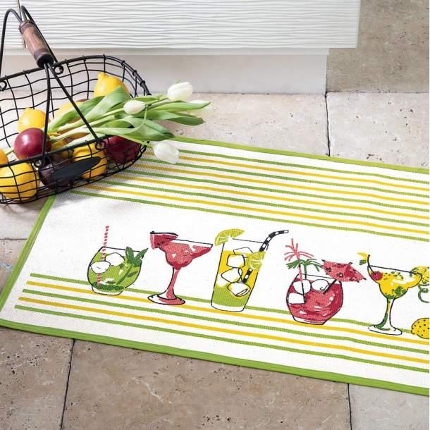 Tapis de cuisine - Soleil Fruité