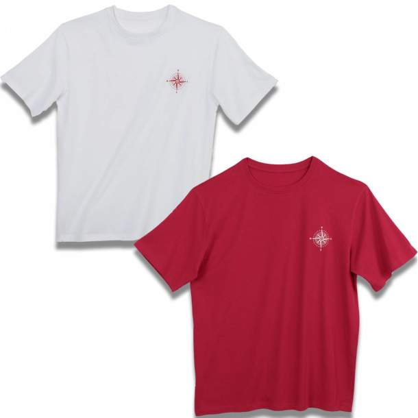 2 tee-shirts - Sous le vent