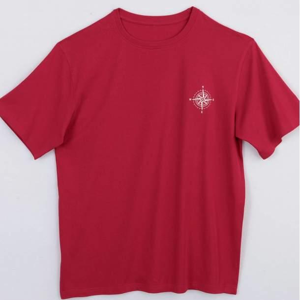 2 T-shirts - Sous le vent