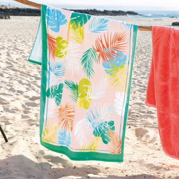 Drap de plage - Sous les Tropiques