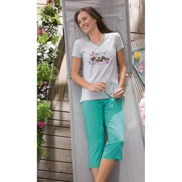 Pyjama court - Sweet farniente