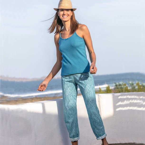 Pantalon - Trésor des mers