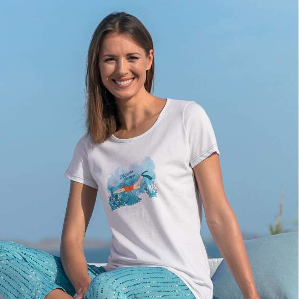 Tee-shirt - Trésor des mers