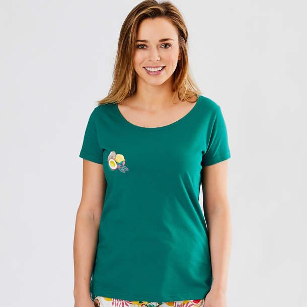 Lot 1 t-shirt + 1 débardeur - Tutti fruit
