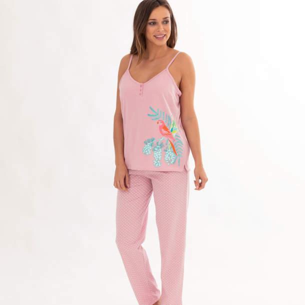 Pyjama - Un amour de Perruches