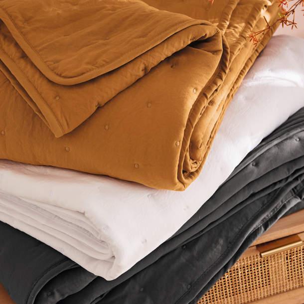 Couvre-lit - Une touche de charme