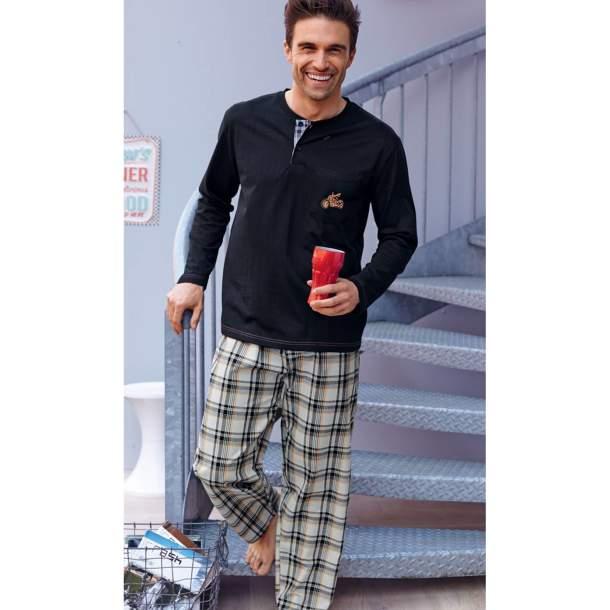 Pyjama - Virée en moto