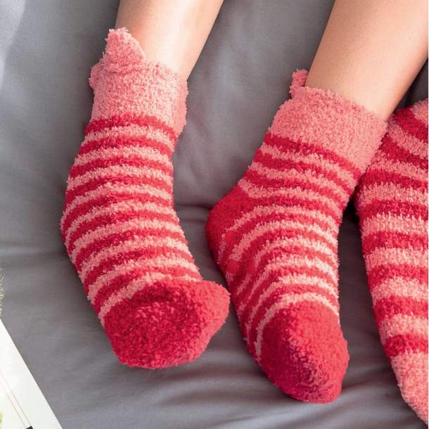 Chaussons chaussettes - Vive la sieste