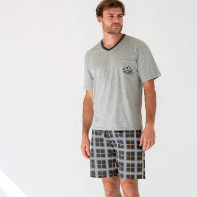 Pyjama court