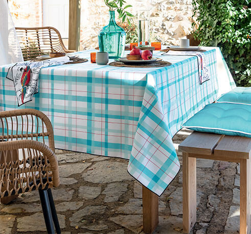 Le linge de table